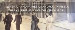 When Grandma MetGrandpa